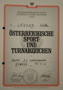 ÖSTA-Urkunde