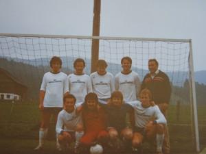 Fußball - Ortsturnier 1980