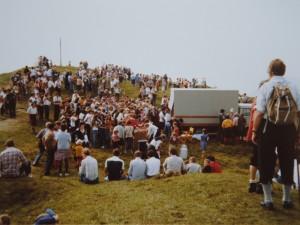 Gipfelmesse 1979