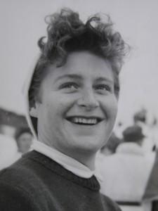 Luise Jaretz Aare 1954