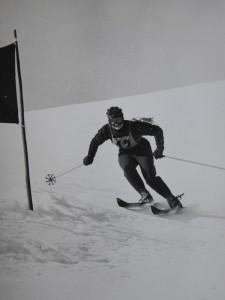 Luise Jaretz Kitzbühl 1955