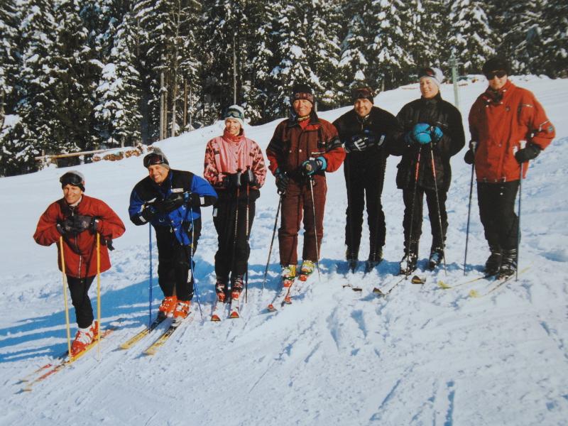Trainingsgruppe 1999